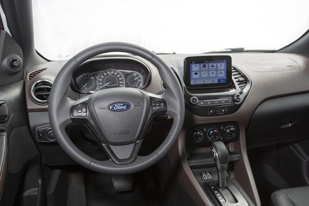 Ford Ka 2019 Freestyle (Foto: Rodrigo Ruiz / Autoesporte)