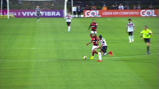 Melhores momentos: Flamengo 3 x 0 Santa Cruz pela 29ª rodada do Campeonato Brasileiro