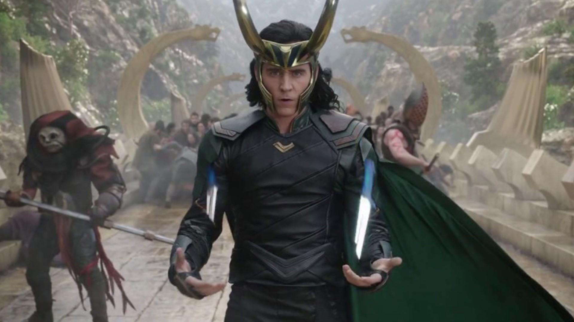 Loki e Feiticeira Escarlate poderão ter séries próprias em streaming