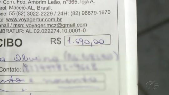 Grupo denuncia à polícia que levou calote de agência de viagens de Alagoas