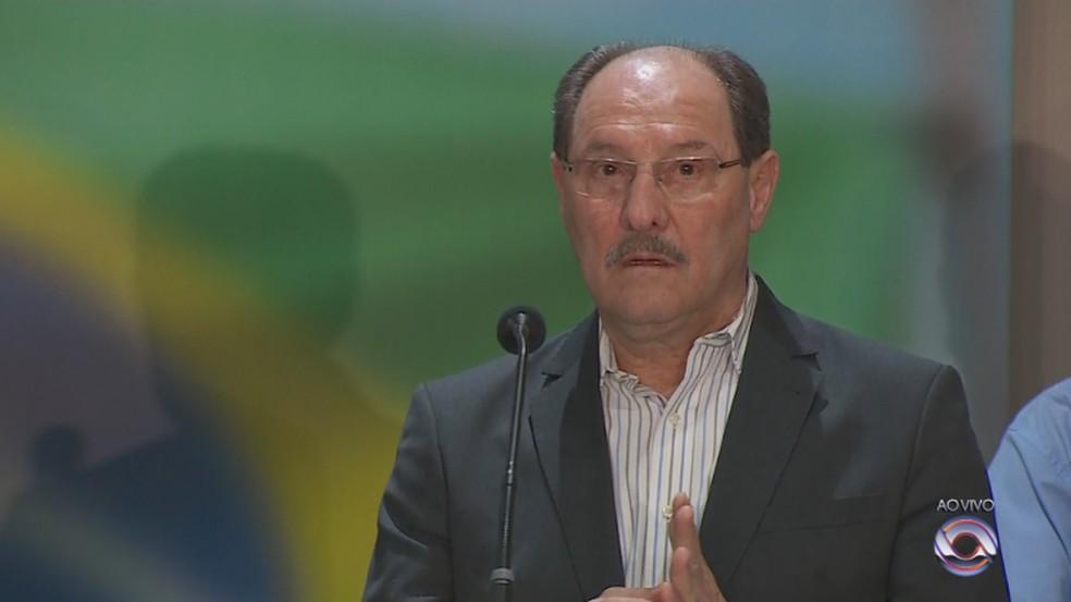 José Ivo Sartori, candidato a reeleição do estado do RS — Foto: Reprodução