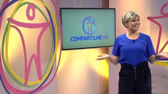 Assista aos vídeos do Compartilhe RS deste domingo (23)