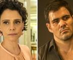 Malu Galli e Juliano Cazarré são Lídia e Magno em 'Amor de mãe' | TV Globo
