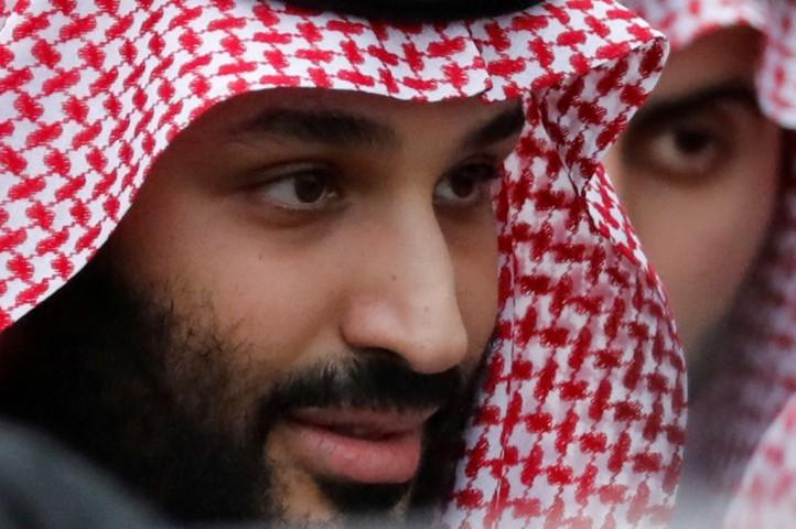 Mohammed bin Salman, herdeiro do trono saudita