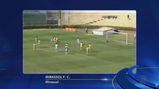 Mirassol e Linense empatam pela Copa Paulista