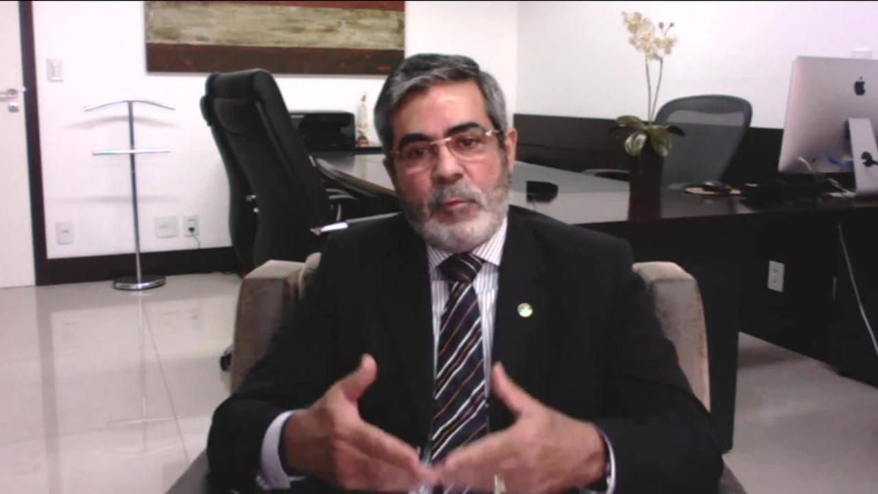 'Temos problemas estruturais pesados', revela Luiz Carlos Argolo