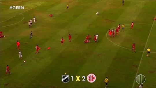 """""""Faltou equilíbrio"""", diz técnico do ABC após perder vaga para final do sub-19"""