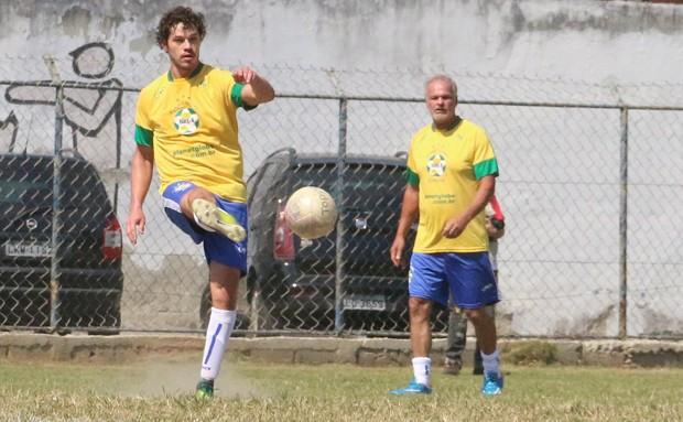 José Loreto e Kadu Moliterno (Foto: Cleomir Tavares / Divulgação)