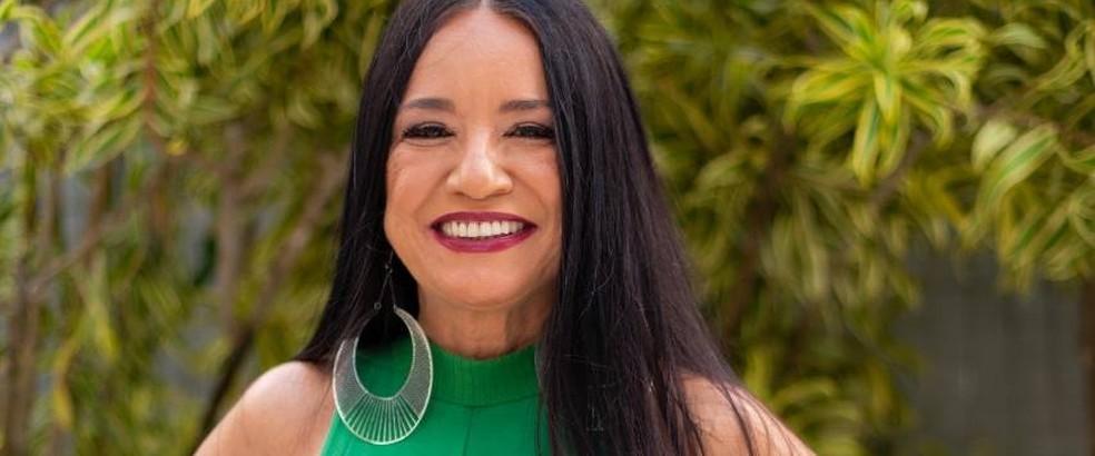 Maria Licce— Foto: Foto: Divulgação