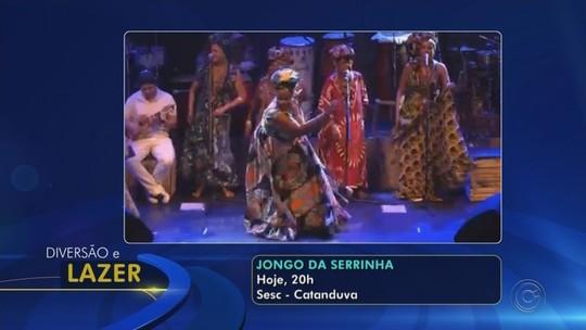 Olímpia realiza a partir deste sábado a 55ª edição do Festival do Folclore