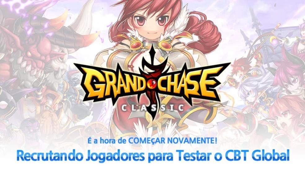 GrandChase Classic surge no Steam e pega jogadores de surpresa — Foto: Divulgação/KOG