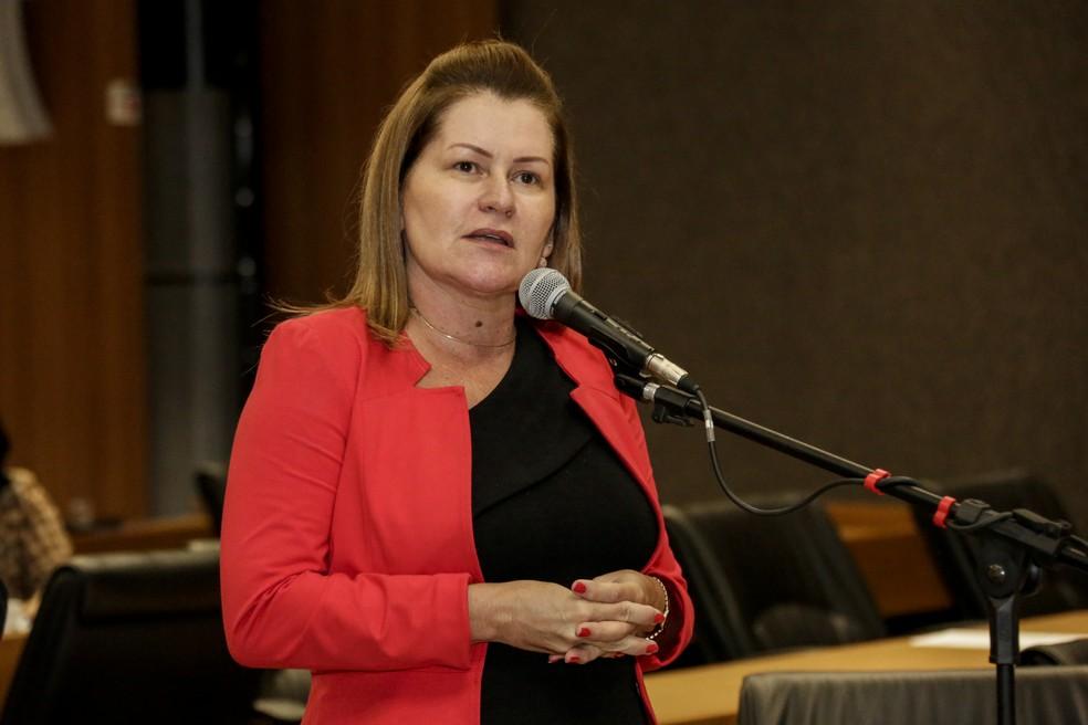 Deputada estadual Roberta Arraes (PP-PE) — Foto: Heluizio Almeida/Alepe/Divulgação