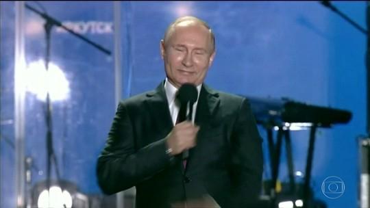 Russos vão às urnas neste domingo para eleger presidente do país