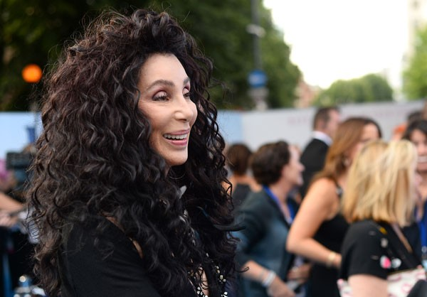 Cher durante evento em julho em Londres (Foto: Eamonn M. McCormack/Getty Images)