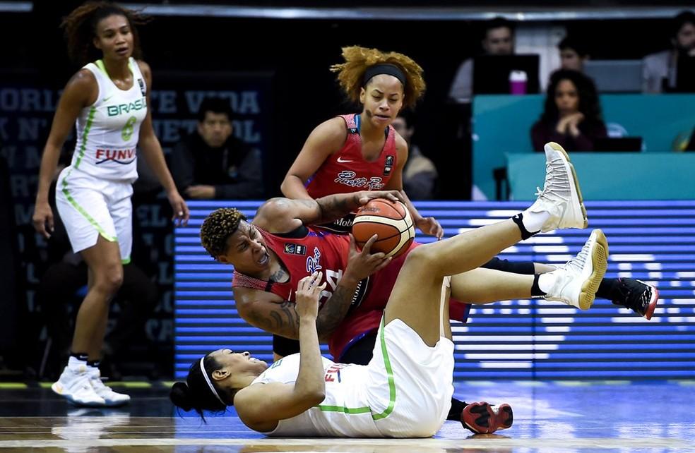Basquete feminino terá o seu pré-olímpico em novembro — Foto: Divulgação/Fiba