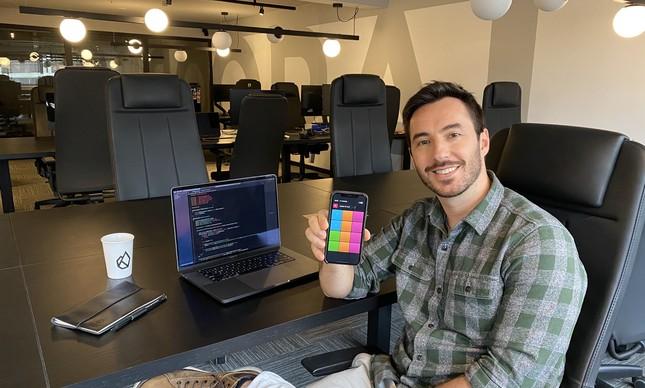Apple Developer Academy já gerou 103 start-ups no Brasil, como a Opala Studios, de Arthur Motelevicz