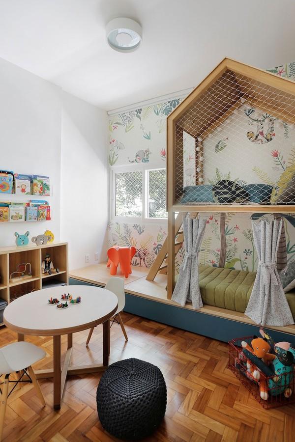 Cama infantil: 6 projetos para se inspirar (Foto: Leonardo Costa)