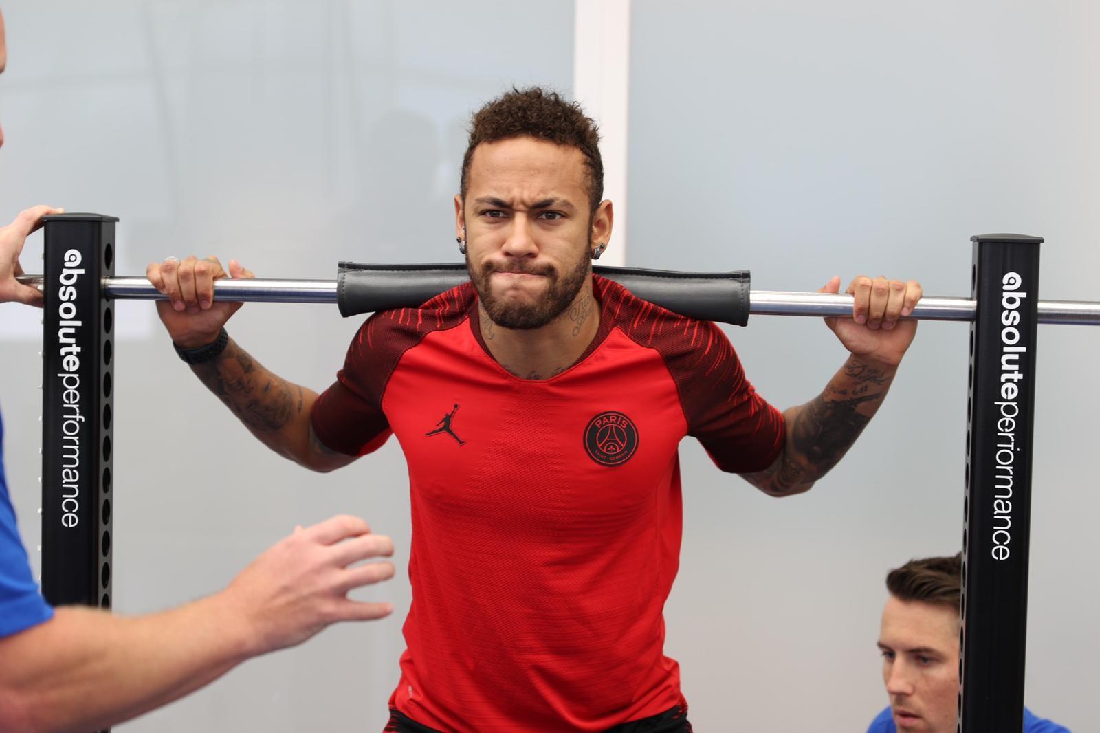 Neymar Jr. (Foto: Foto: Divulgação)