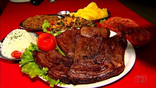 Chef de Goiânia ensina a preparar carne de sol assada na brasa; veja receita