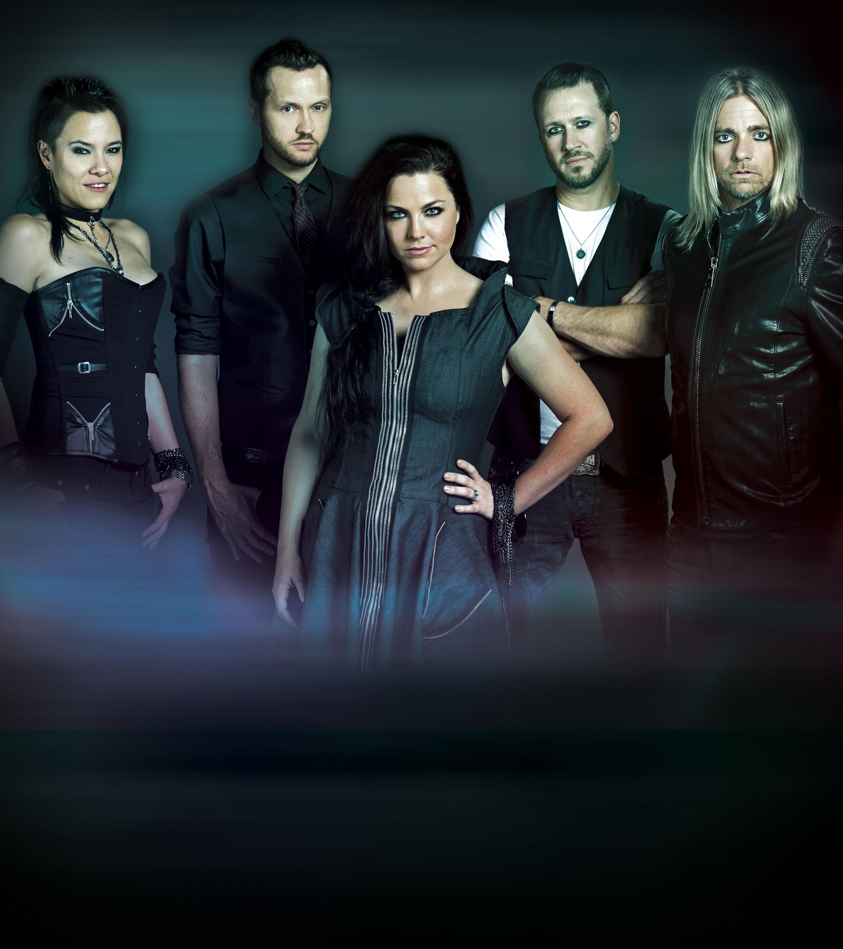 A banda americana Evanescence