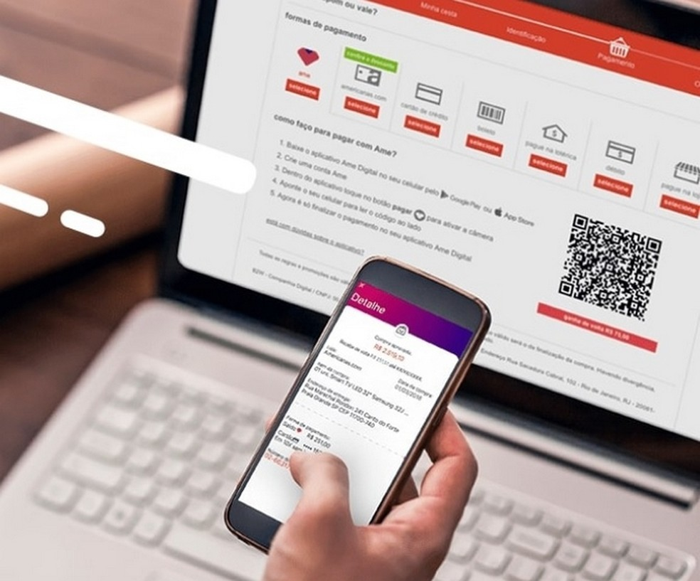 05d5da73b915 ... Conheça o Ame Digital e saiba como funciona a conta com serviço de  cashback — Foto
