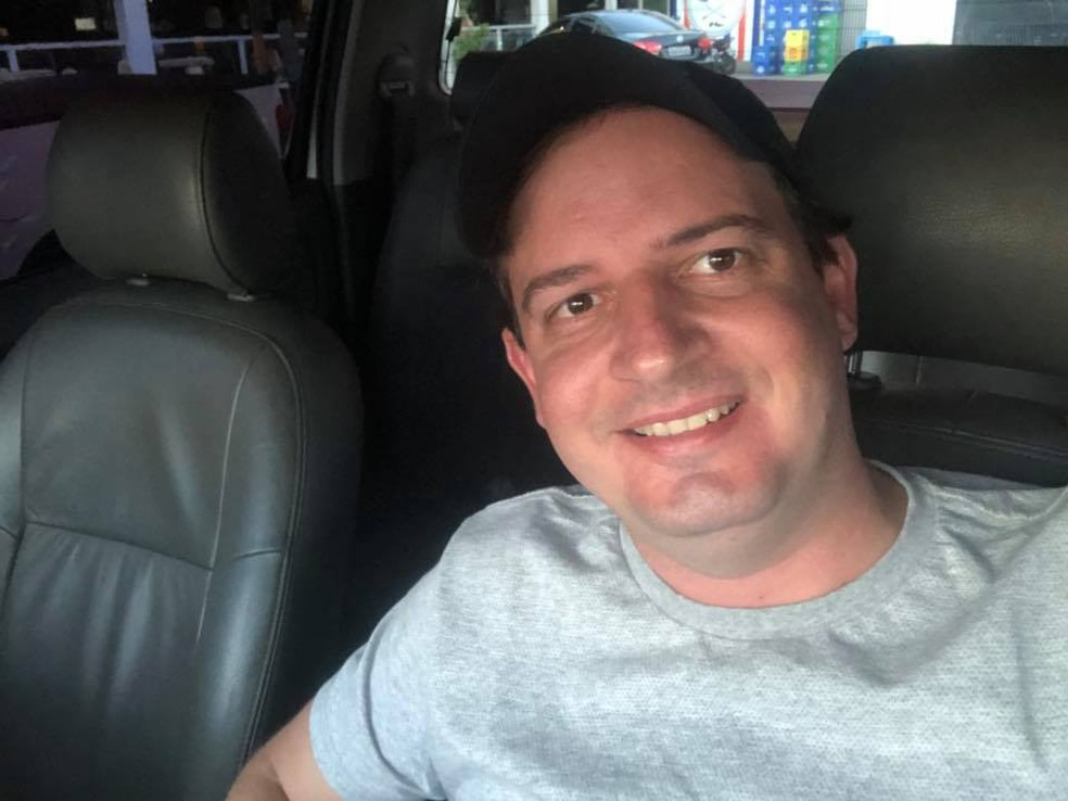 Pedro Henrique Buso morreu em acidente na TO-348 — Foto: Reprodução/Facebook