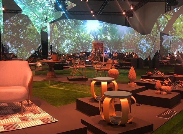 """Mostra """"Brazil: Essentially Diverse"""" expõe 30 empresas e designers brasileiros (Foto: Casa e Jardim)"""