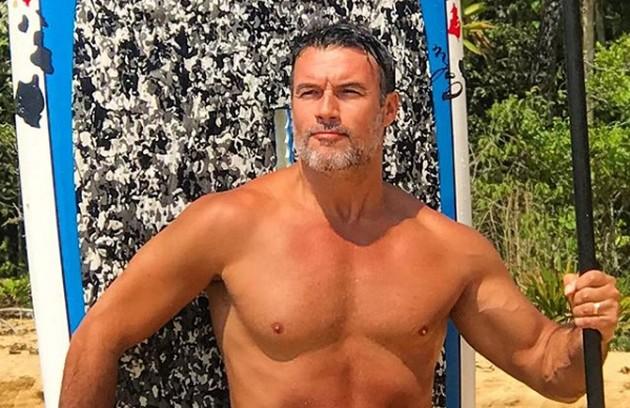 O modelo Daniel Bueno desbancou o ator Sérgio Abreu e venceu a terceira edição da competição. Atualmente, trabalha como educador físico, modelo e ator (Foto: Reprodução/ Instagram)