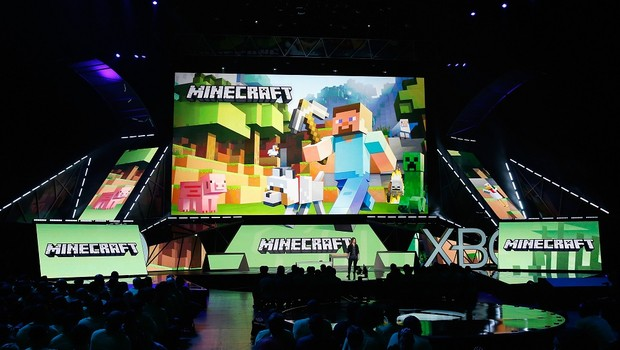 MInecraft (Foto: Christian Petersen/Getty Images)