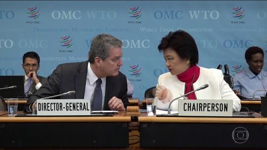 OMC perde capacidade de intervir em guerras comerciais.