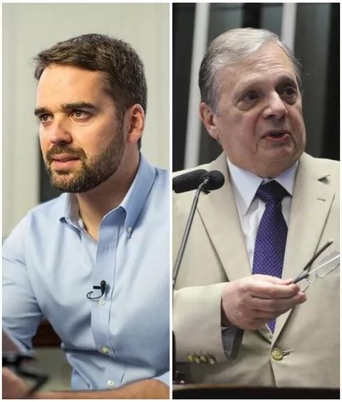 Tasso Jereissati anuncia desistência das prévias do PSDB e manifesta apoio a Eduardo Leite
