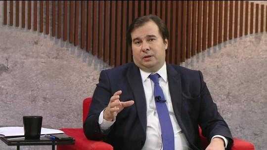 Maia confia na aprovação da reforma da Previdência em 2º turno