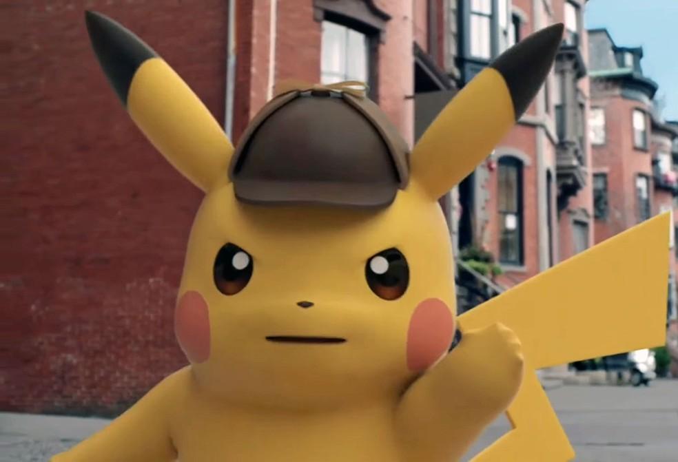 Em novo filme 'Pokémon', Pikachu fala na língua humana pela primeira vez