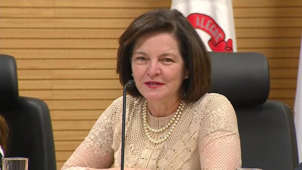 Raquel Dodge, procuradora-geral da República — Foto: Reprodução/RBS TV