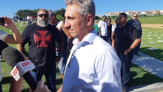 Foto: (Davi Barros/GloboEsporte.com)