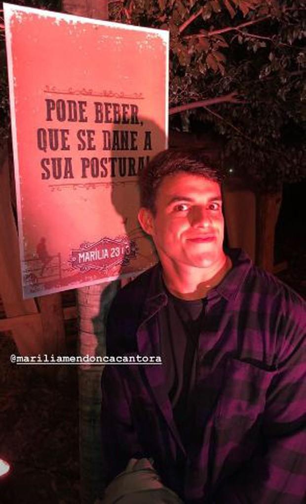 Antônio Rafaski (Foto: Reprodução/Instagram)