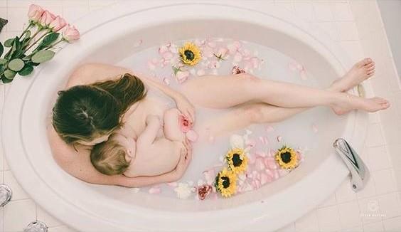 Milk Bath (Foto: Reprodução/Pinterest)