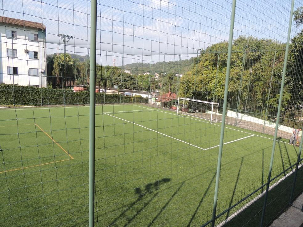Centro de Esportes e Lazer (Foto: Nathalie Monteiro – Assessoria OAB Santos)