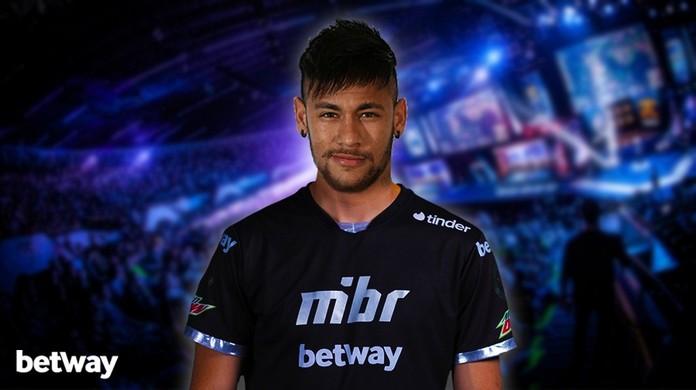 Neymar é