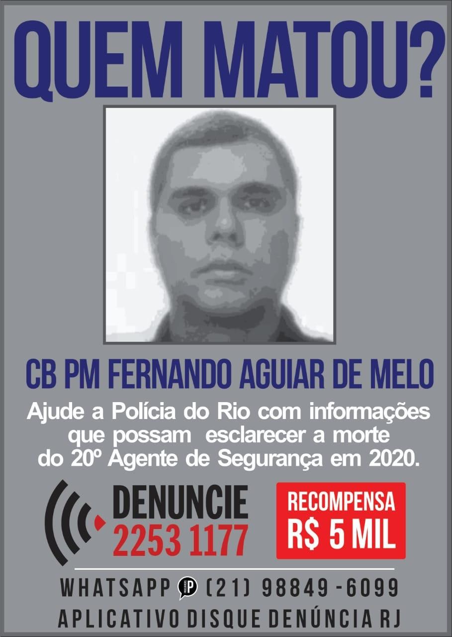 PM é morto a tiros em Duque de Caxias, na Baixada Fluminense