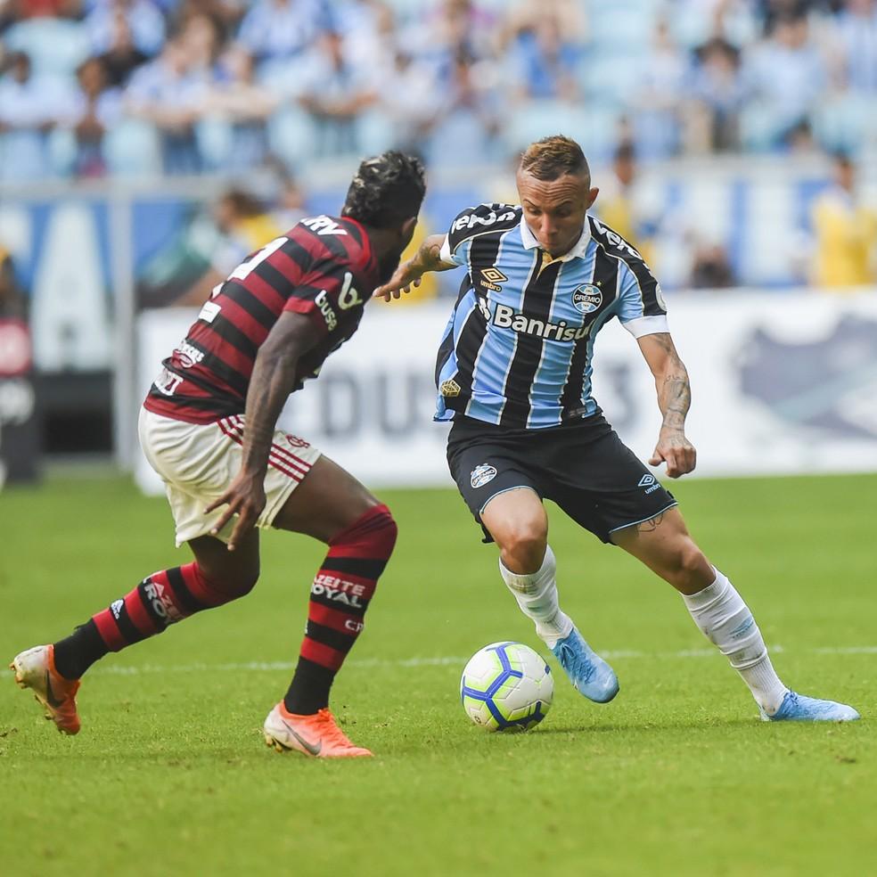 Jorge Jesus indica Everton Cebolinha para o Benfica, diz TV portuguesa