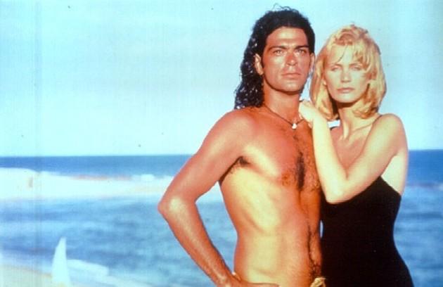 """O Romance """"Riacho Doce"""" de José lins do Rêgo também foi adaptado para o cinema com o título de """"Bela Donna"""" um filme brasileiro e estadunidense de 1998, com Eduardo Moscovis interpretando o pescador Nô (Foto: Divulgação)"""