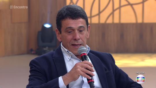 Pai de Fernanda Gentil mostra respeito e compreensão ao falar do relacionamento da apresentadora