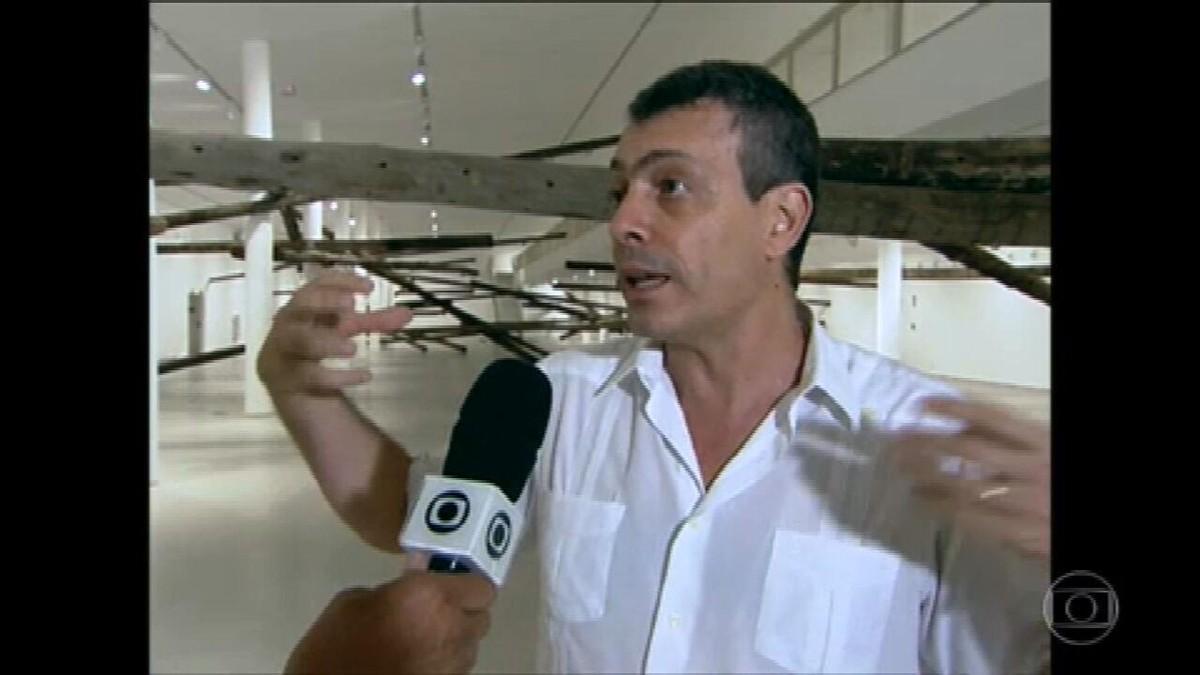 Morre, aos 59 anos, artista plástico  Carlito Carvalhosa