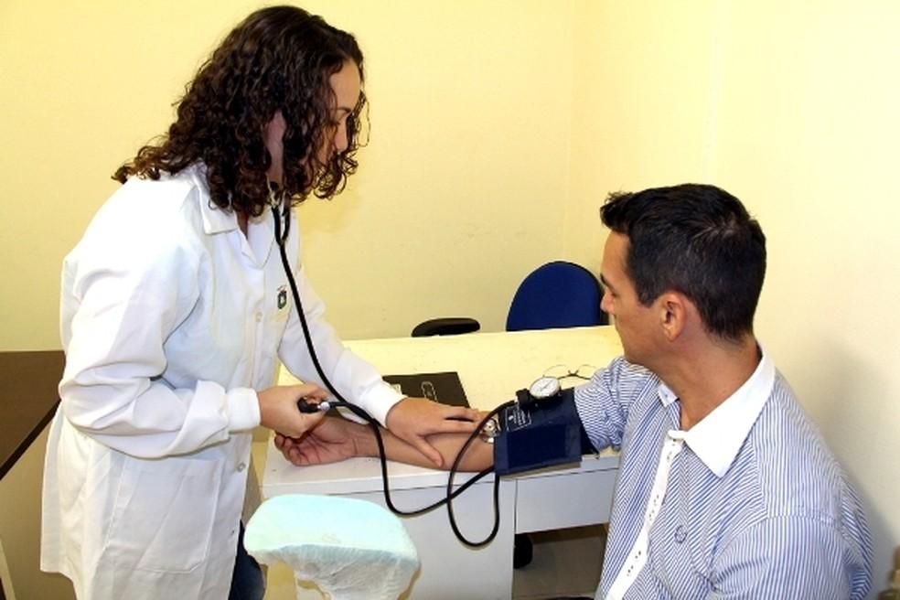 Atendimento ambulatorial no Mato Grosso — Foto: Câmara MT/Reprodução