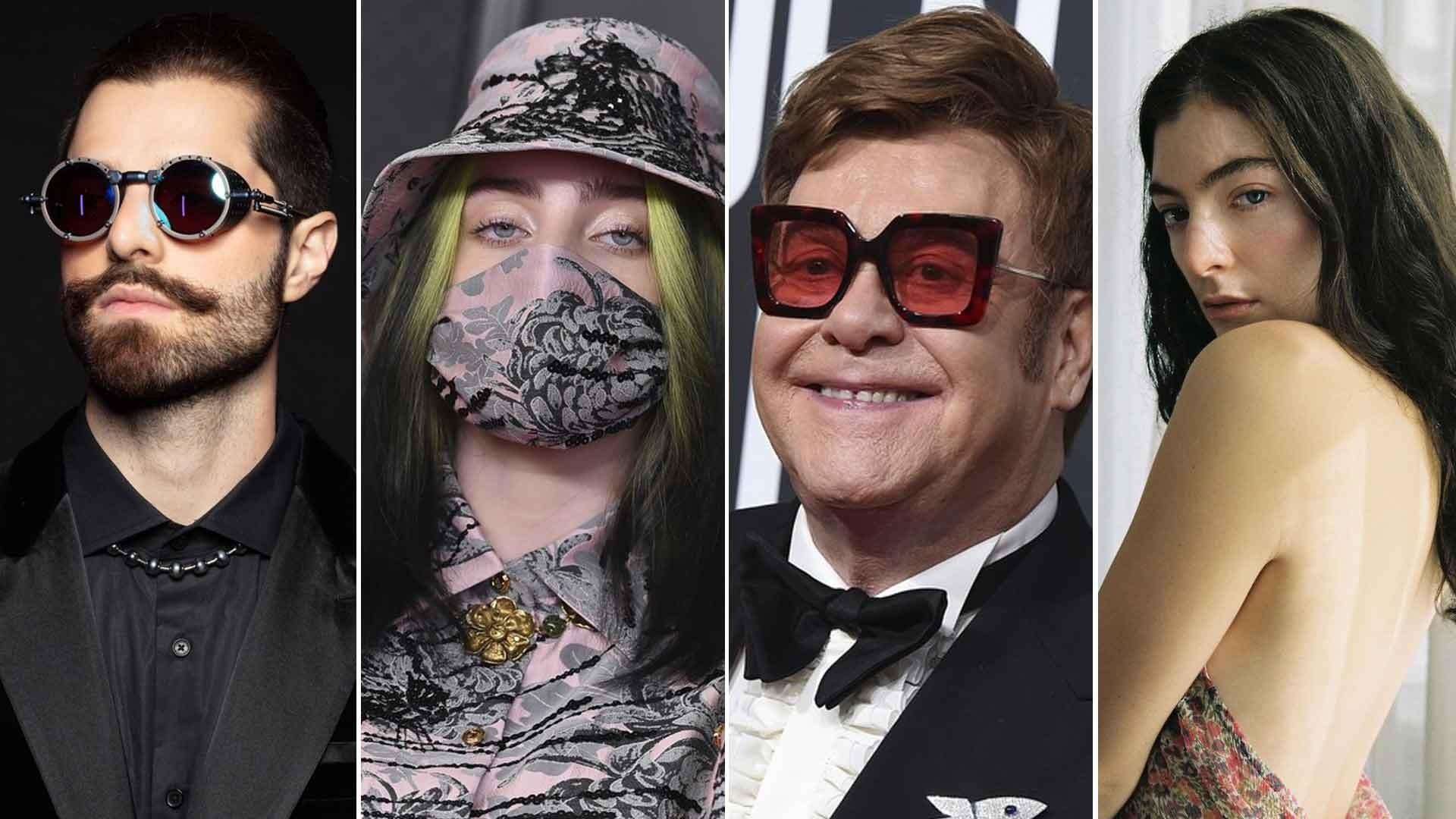 Global Citizen Live: Alok, Billie Eilish, Elton John, Lorde e mais cantam em festival neste sábado