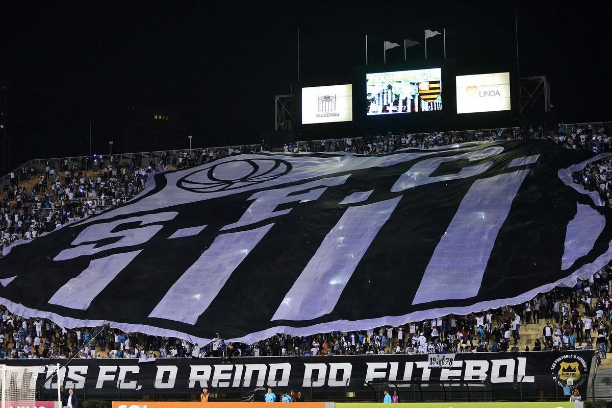 Santos x Corinthians  34 mil ingressos vendidos para o clássico ... 4c1012086528a