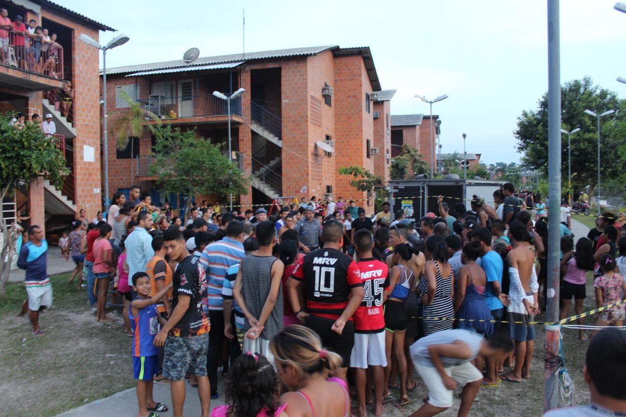 Homem é morto a tiros no Prosamim, e três suspeitos são presos em Manaus - Notícias - Plantão Diário