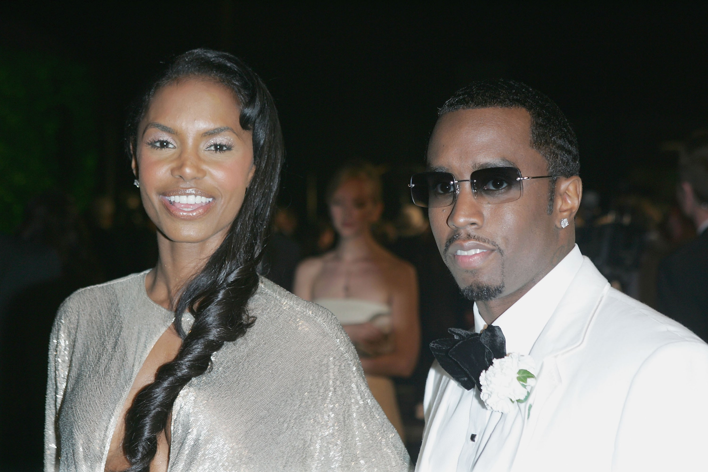 Kim Porter e Sean 'Diddy' Combs (Foto: Getty Images)