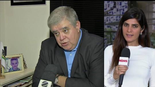 Temer escolhe Marun para vaga de tucano, mas aguarda definição do PSDB